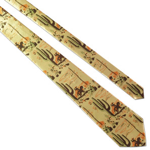 Under Western Skies Tie* -