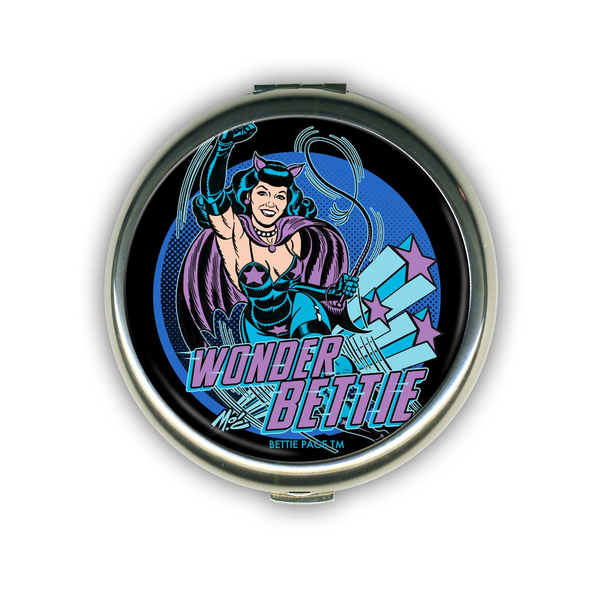 Bettie Page Wonder Bettie Compact* -