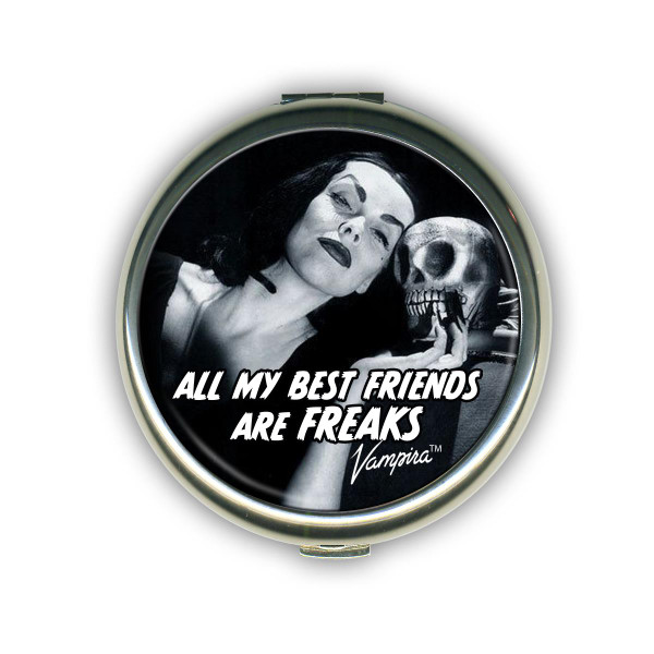 Vampira Best Friends Compact Mirror* -