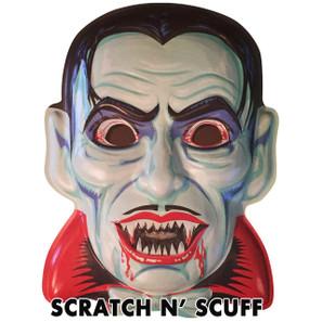 Scratch N' Scuff Blood Of Dracula Vac-tastic Plastic Mask* -