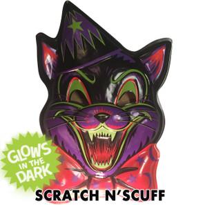 Scratch N' Scuff Crazy Cat Vac-tastic Plastic Mask* -