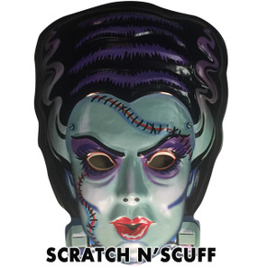 Scratch N' Scuff Nightmare Bride Vac-tastic Plastic Mask* -