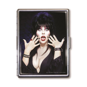 Elvira Surprised Cigarette Case* -