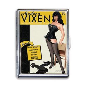 Bettie Page™ Modern Vixen Cigarette Case