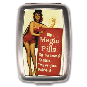 Magic Pills Pill Box - 0641938654615