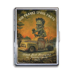 Big Frank's Spare Parts Cigarette Case