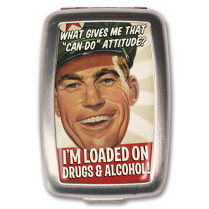 Can Do Attitude Pill Box