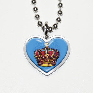 Crown Royal Charm Necklace