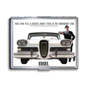 Ford Edsel Cigarette Case -
