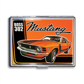 Ford Mustang Boss 302 Cigarette Case-LAST ONE -