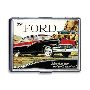 Ford '56 Fairlane Cigarette Case -