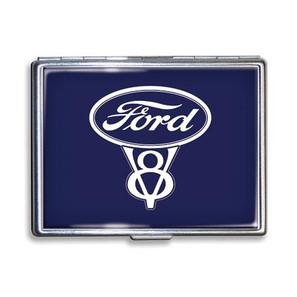 Ford V8 Logo Cigarette Case