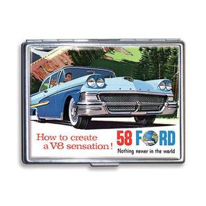 Ford™ V8 Sensation Cigarette Case -