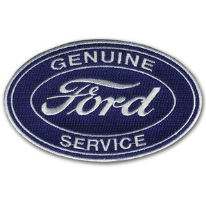 Ford Genuine Service Patch -