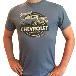 Genuine Chevrolet Men's T-shirt