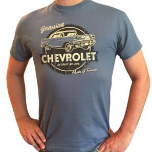 Genuine Chevrolet Men's T-shirt