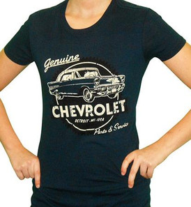 Genuine Chevrolet Women's  T-Shirt