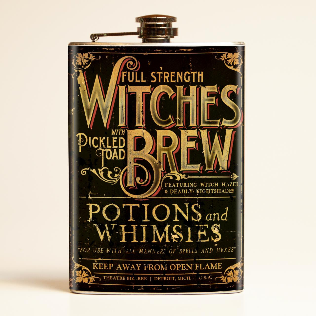 Image Gallery witches brew