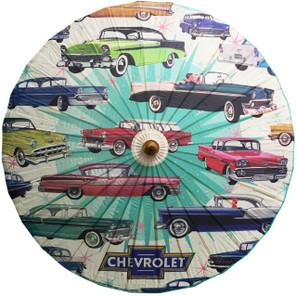 Chevy Parade Parasol -