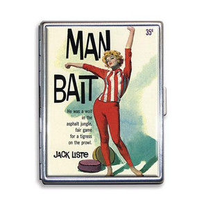 Man Bait Cigarette Case