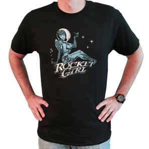 Rocket Girl Men's T-Shirt