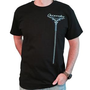 Chevrolet Pinstripe Men's T-Shirt