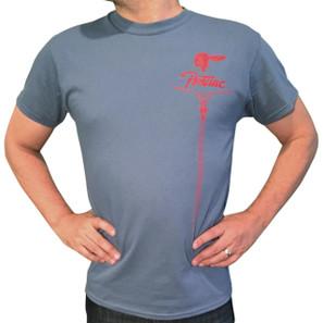 Pontiac Pinstripe Men's T-Shirt