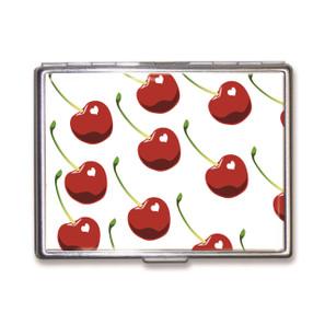 Cherry White Cigarette Case