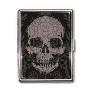 Gothic Skull Cigarette Case