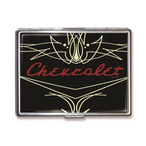 Chevrolet Pinstripe Cigarette Case