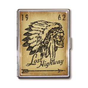 Lost Highway Cigarette Case