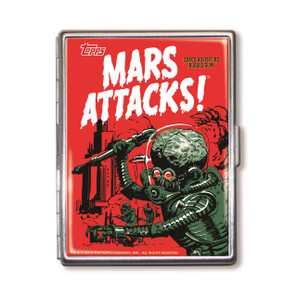 Mars Attacks Vintage Wrapper Cigarette Case - LAST ONE!