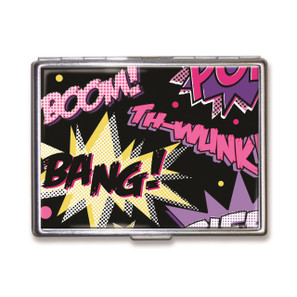 Comic Bang! Cigarette Case