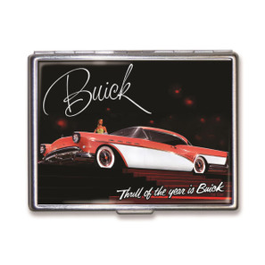 Buick Beauty Cigarette Case
