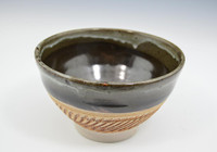 Tenmoku Brown Small Bowl