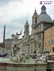 Private Accessible 8 hour Civitavecchia Excursion to Ancient Rome