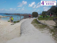 Private Accessible 6 Hour Cozumel Beach Excursion