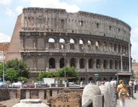 4 Nights Accessible Rome Pre-Cruise Package