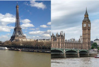 2017 Accessible Escorted London-Paris Group Vacation (8 Nights)