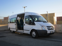Rome Accessible Van Transfers