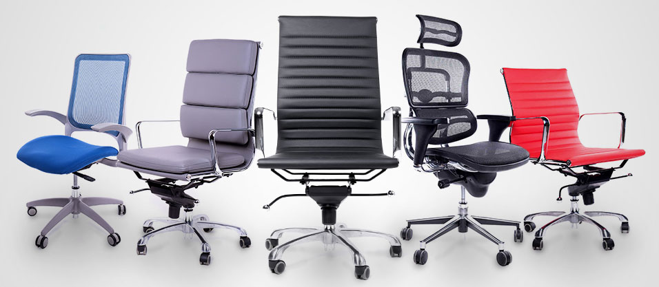 Browse In-Stock Office Chairs