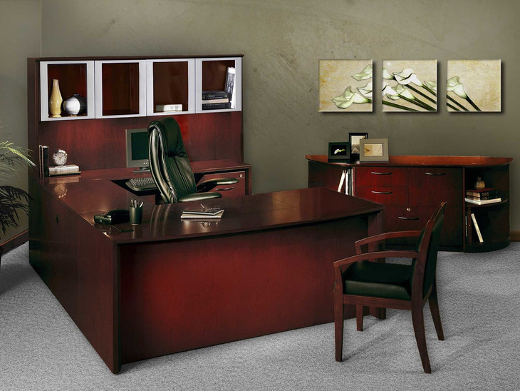 Prevalent Materials Used In Traditional Office Furniture