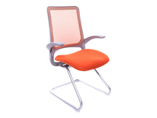 OFW Aprilia Orange Guest Chair