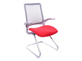 OFW Aprilia Red Guest Chair