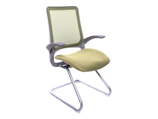 OFW Aprilia Green Guest Chair