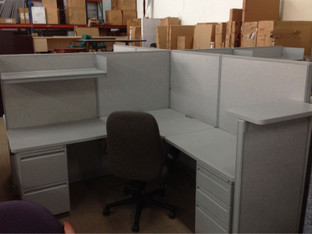 Haworth 6'x6' Office Cubicle