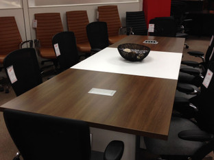Lacasse 10' Conference Table
