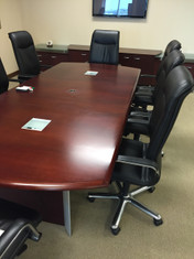 Paoli 9' Conference Table