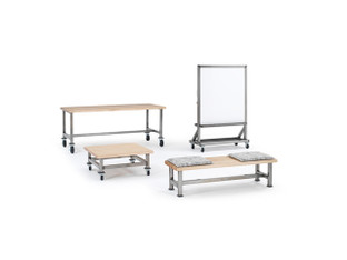 Versteel The Maker Project Tables
