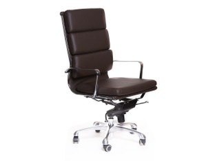 OFW Bari HB Executive Chair Espresso
